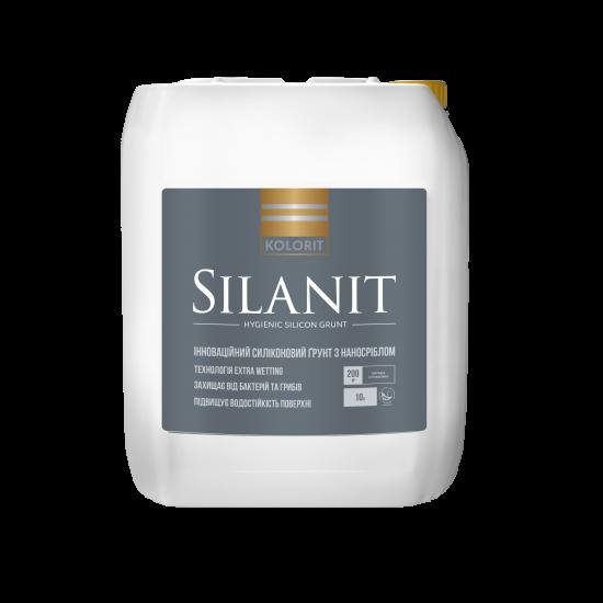 Kolorit Silanit - силиконовый грунт